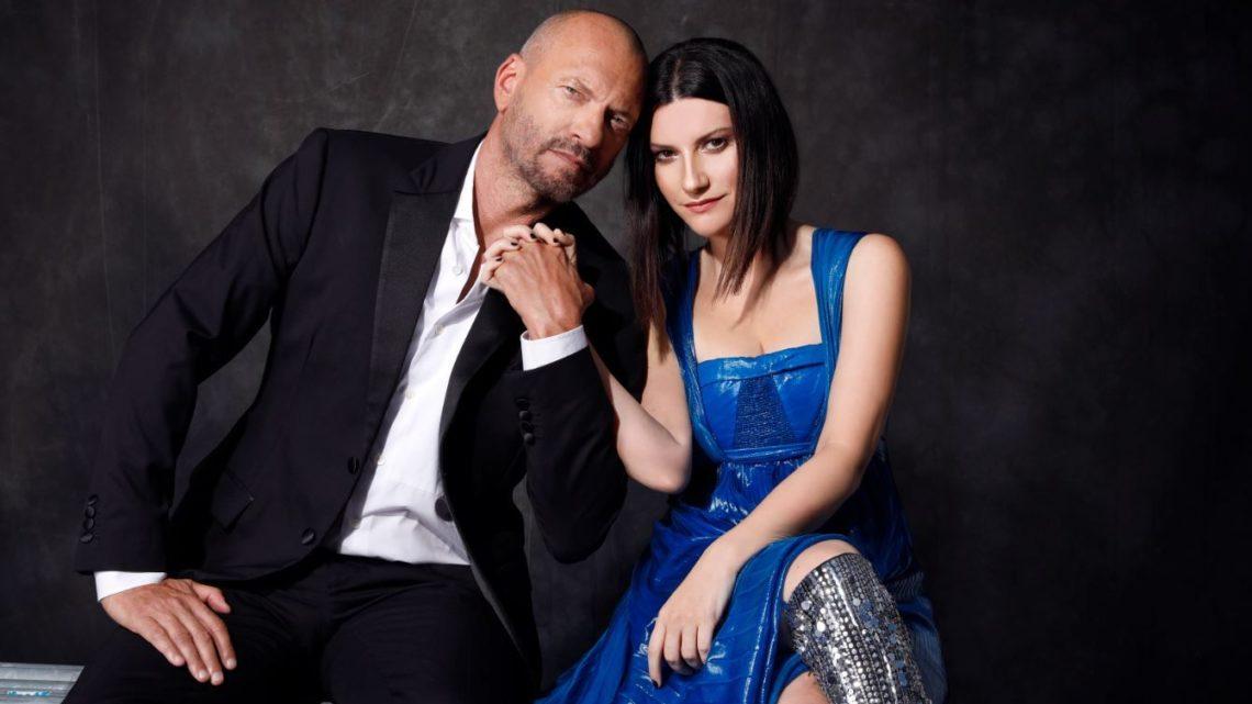 Laura Pausini e Biagio Antonacci scendono in campo a San Siro