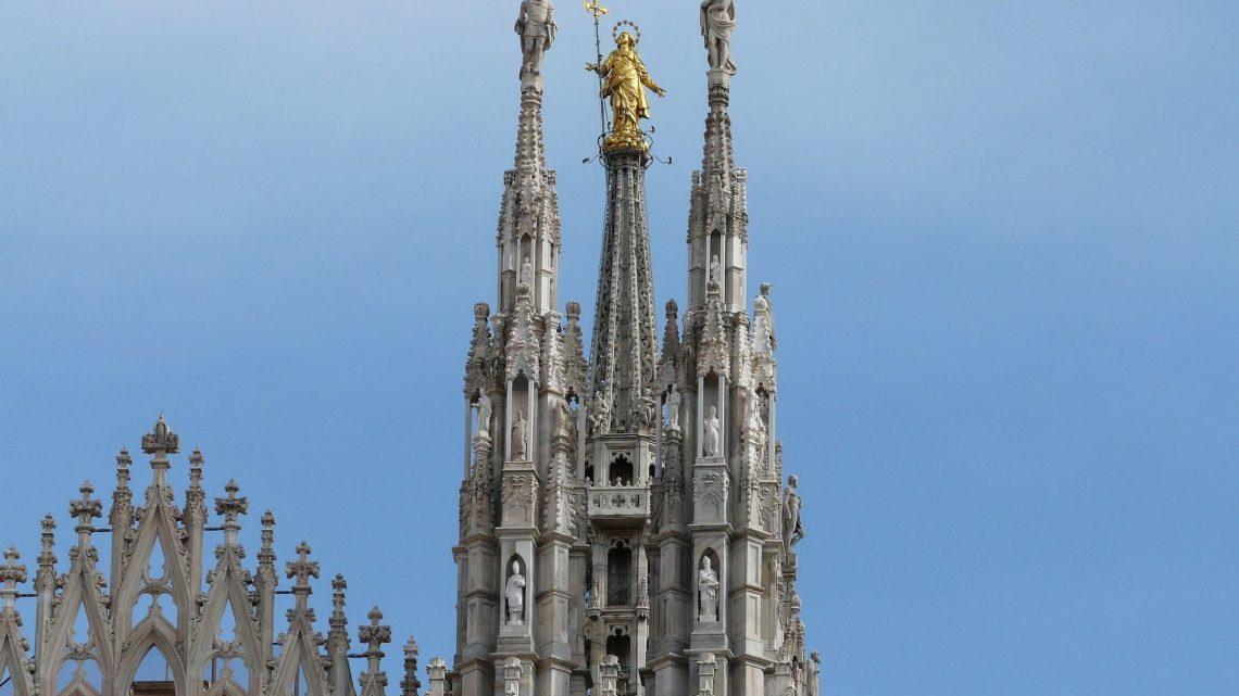 Il nuovo skyline di Milano nell'ultimo video di Rosmy