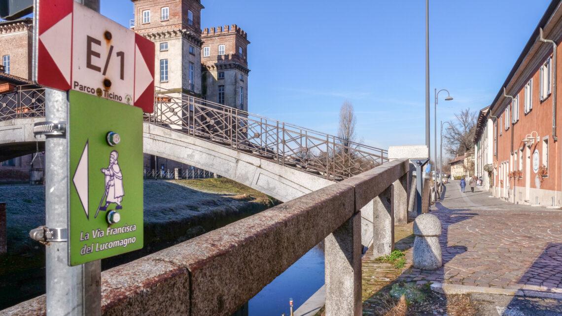 La Lombardia a piedi: dal confine con la Svizzera a Pavia lungo la Via Francisca del Lucomagno