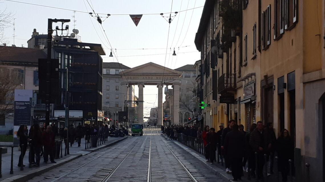 Cartoline da Milano, guarda le nostre fotonotizie