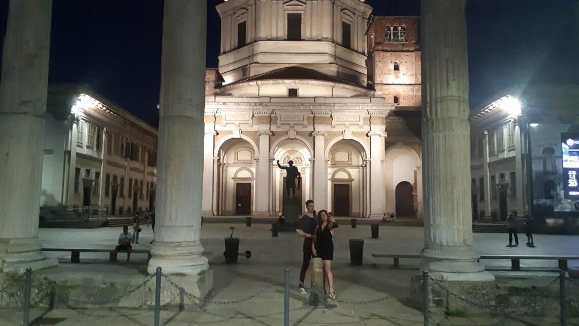 Coprifuoco a Milano, il ricordo di una notte (d'amore) milanese finisce in musica