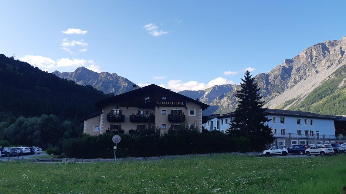 Hotel Alpi & Golf di Bormio